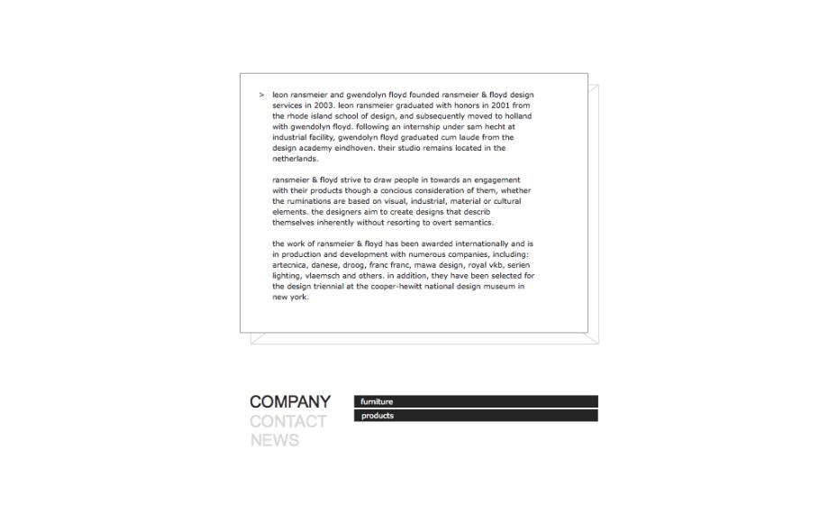Ransmeier & Floyd - Company