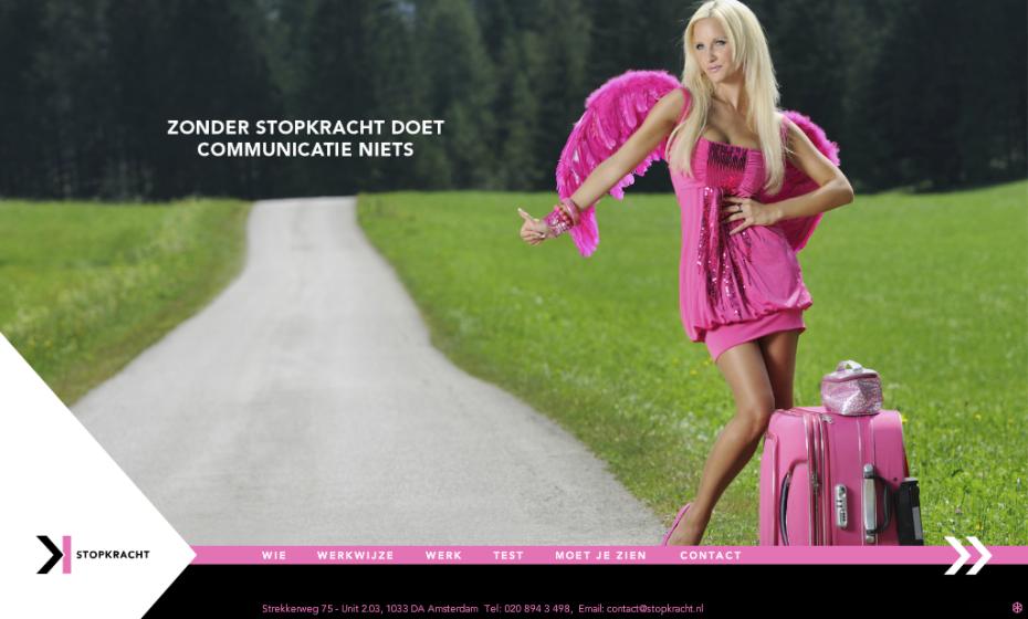 Stopkracht - Homepage