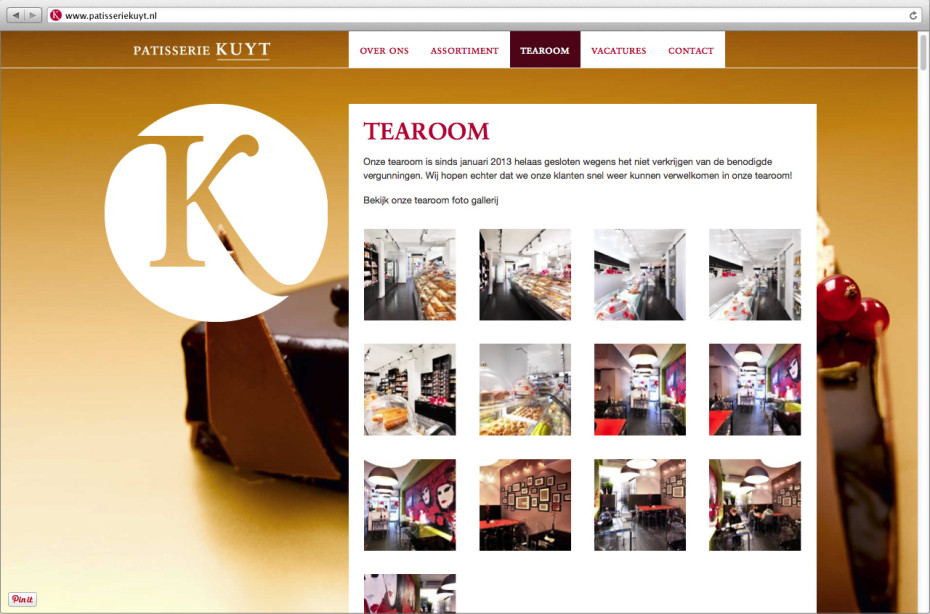 Patisserie Kuyt Tearoom