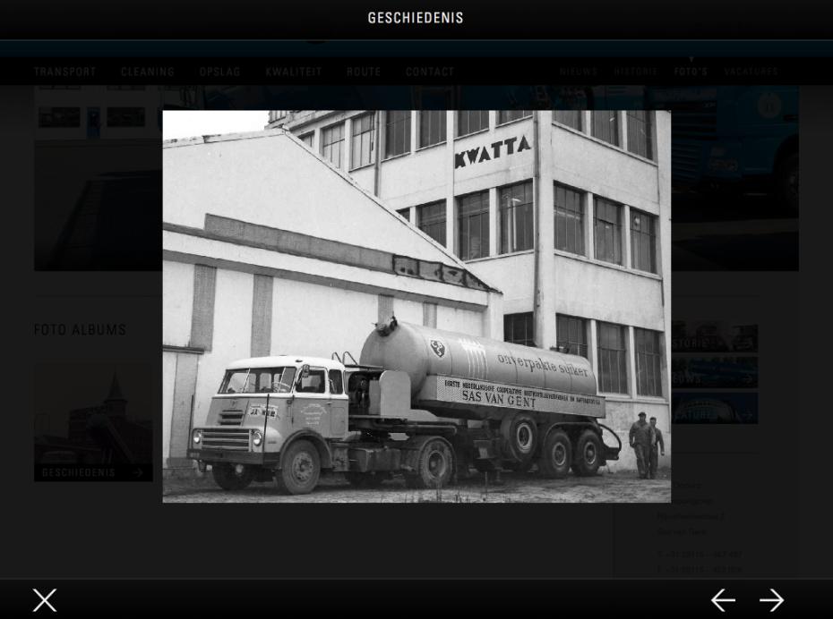 Van Opdorp Transportgroep - Foto Album