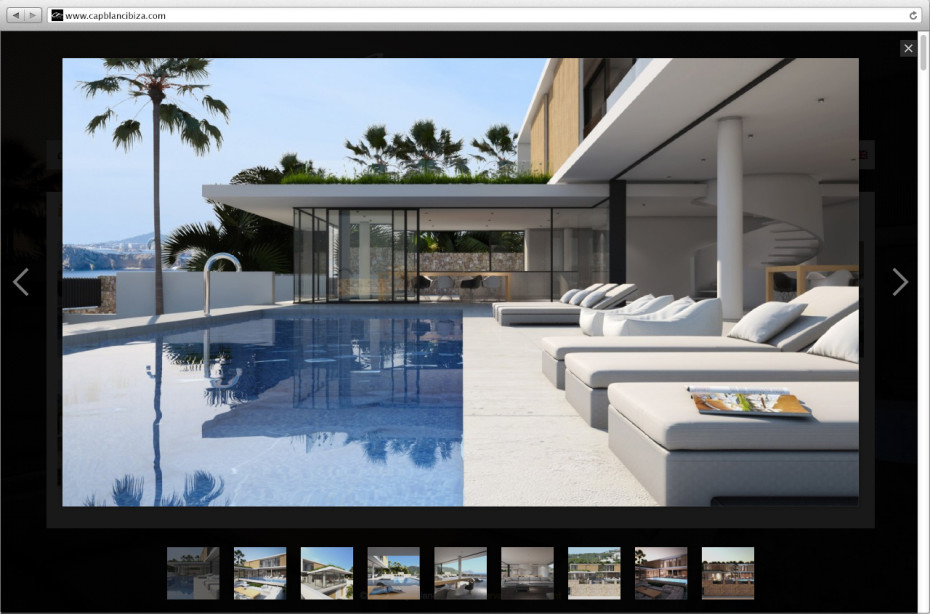 Cap Blanc Ibiza - Gallery