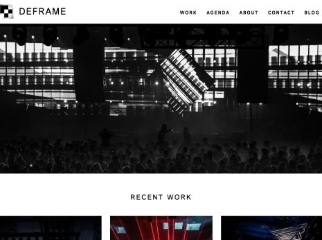 DEFRAME Homepage Thumb