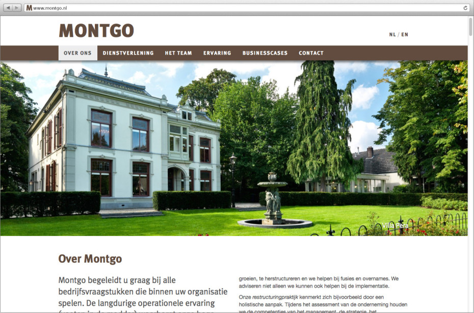 Montgo Over Ons