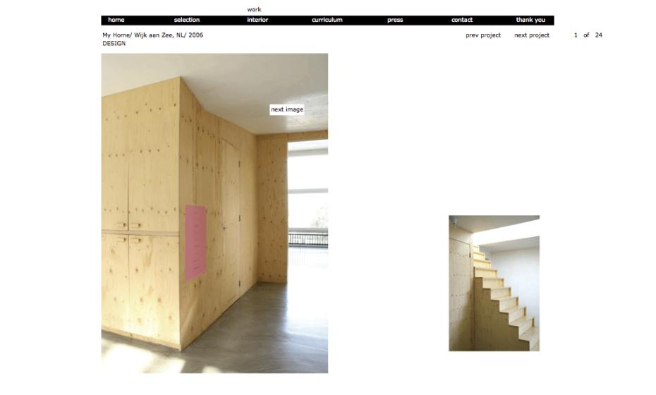 Stef Bakker - Work - My Home