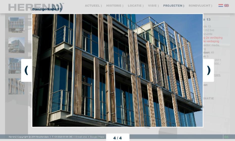De Houthavens - Project Detail Slideshow