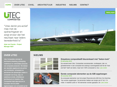 Utec Composites - Homepage Thumb