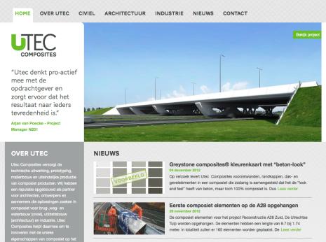 Utec Composites - Homepage Thumb