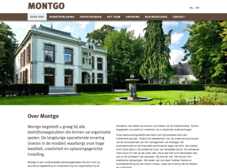 Montgo One Page